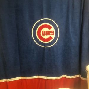 MLB Chicago Cubs Shower Curtain